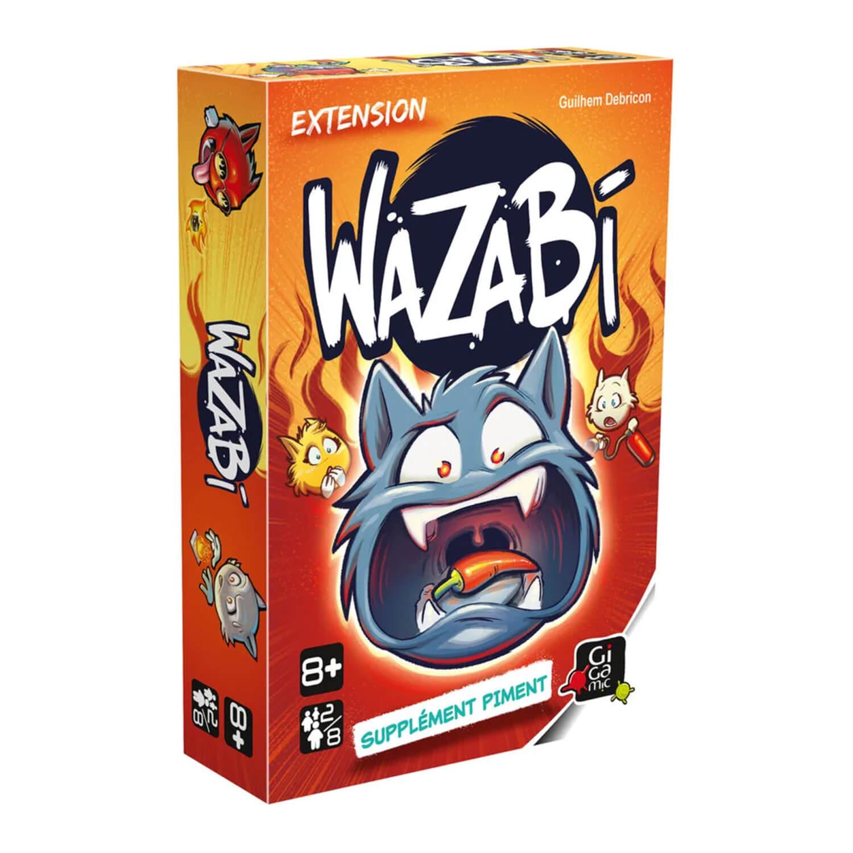 Wazabi Extension : Supplément piment