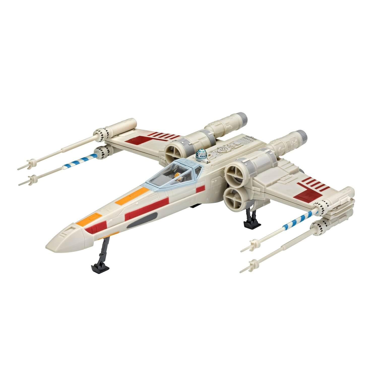 Maquette vaisseau Star Wars: X-Wing Fighter