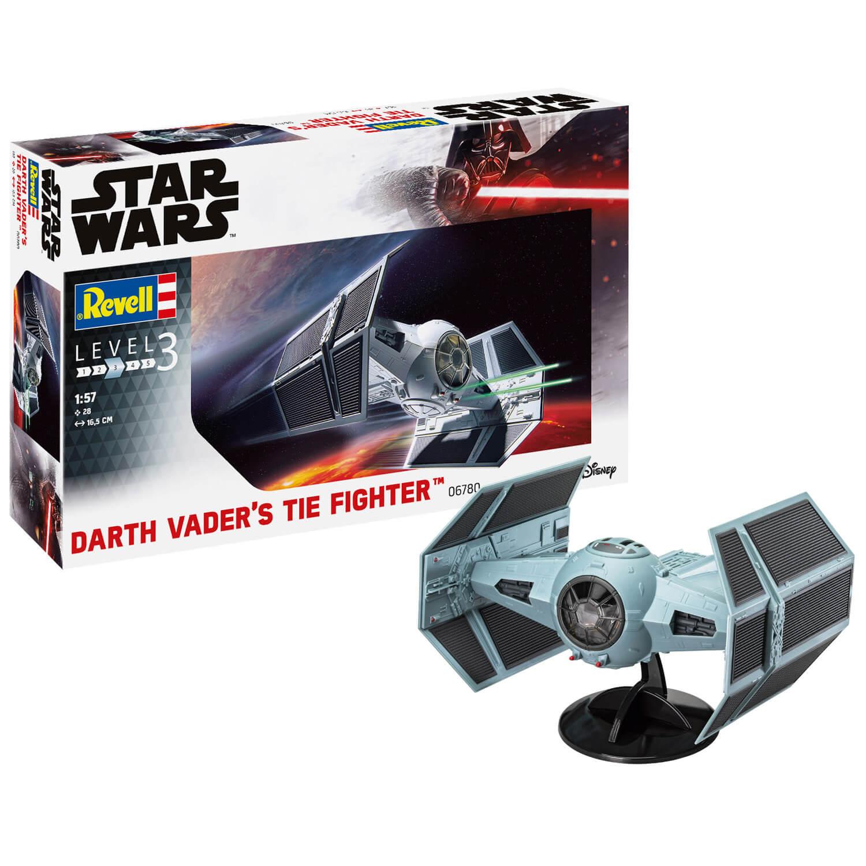 Maquette Star Wars : Tie Fighter de Dark Vador