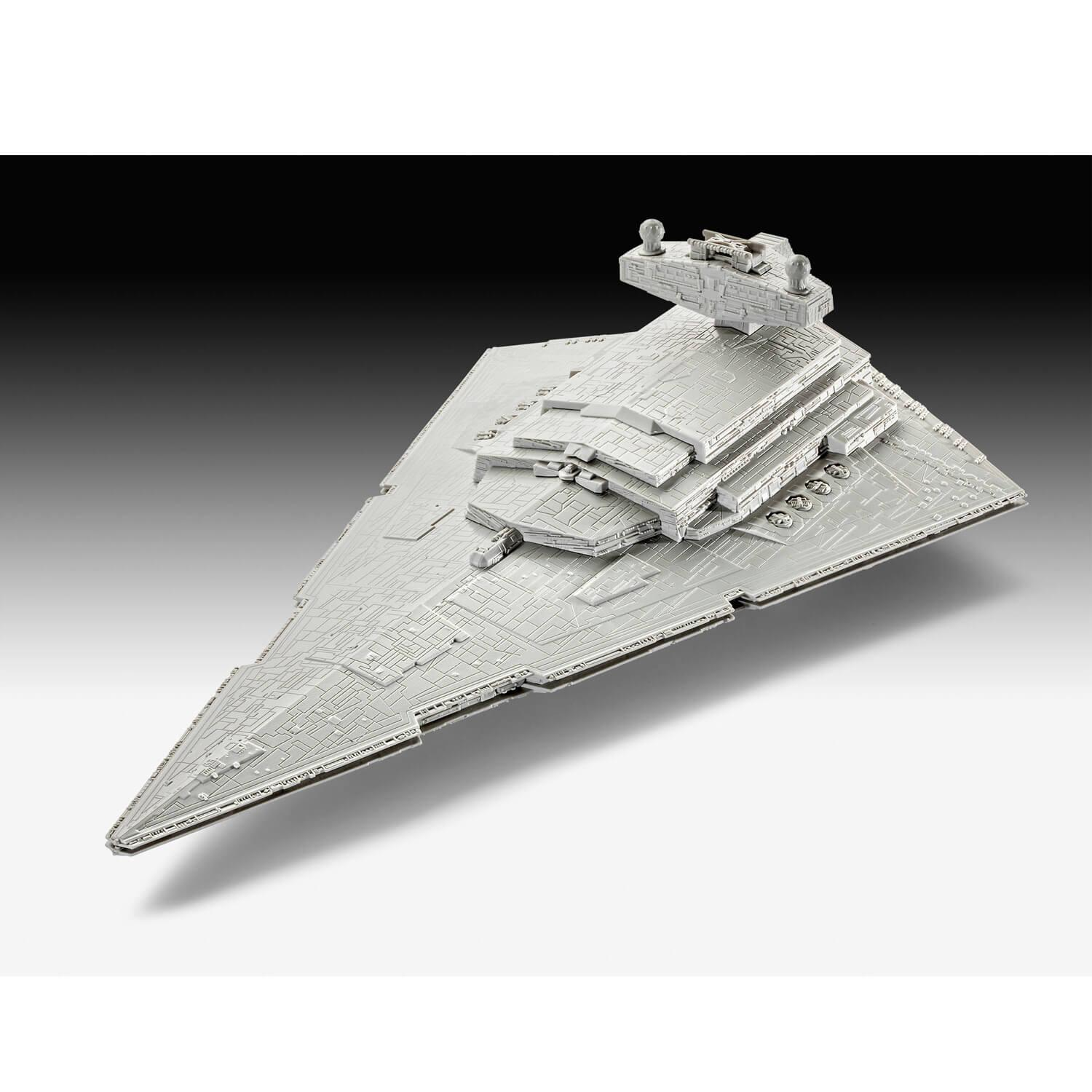 Maquette Star Wars : Build & Play : Imperial Star Destroyer