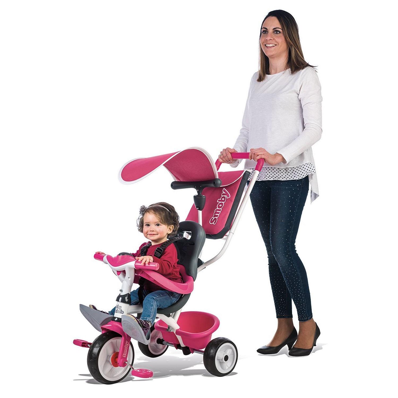 Tricycle : Baby 2 Balade Rose
