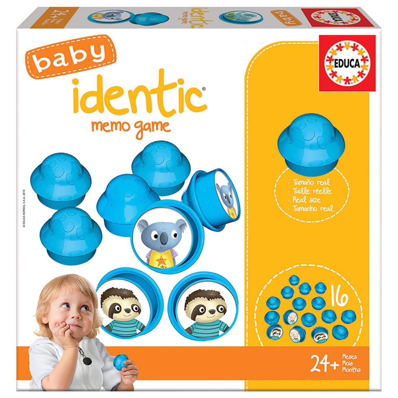 Jeu éducatif : Baby identic Memo Game