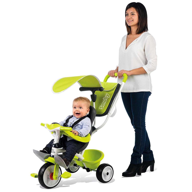 Tricycle : Baby 2 Balade Vert