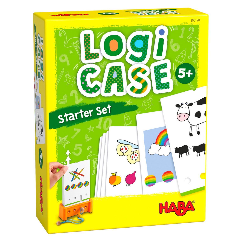 LogiCASE : Jeu de base 5 ans