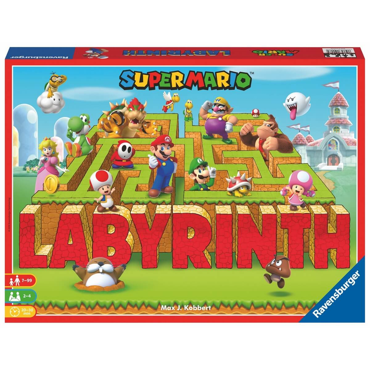Labyrinthe Super Mario