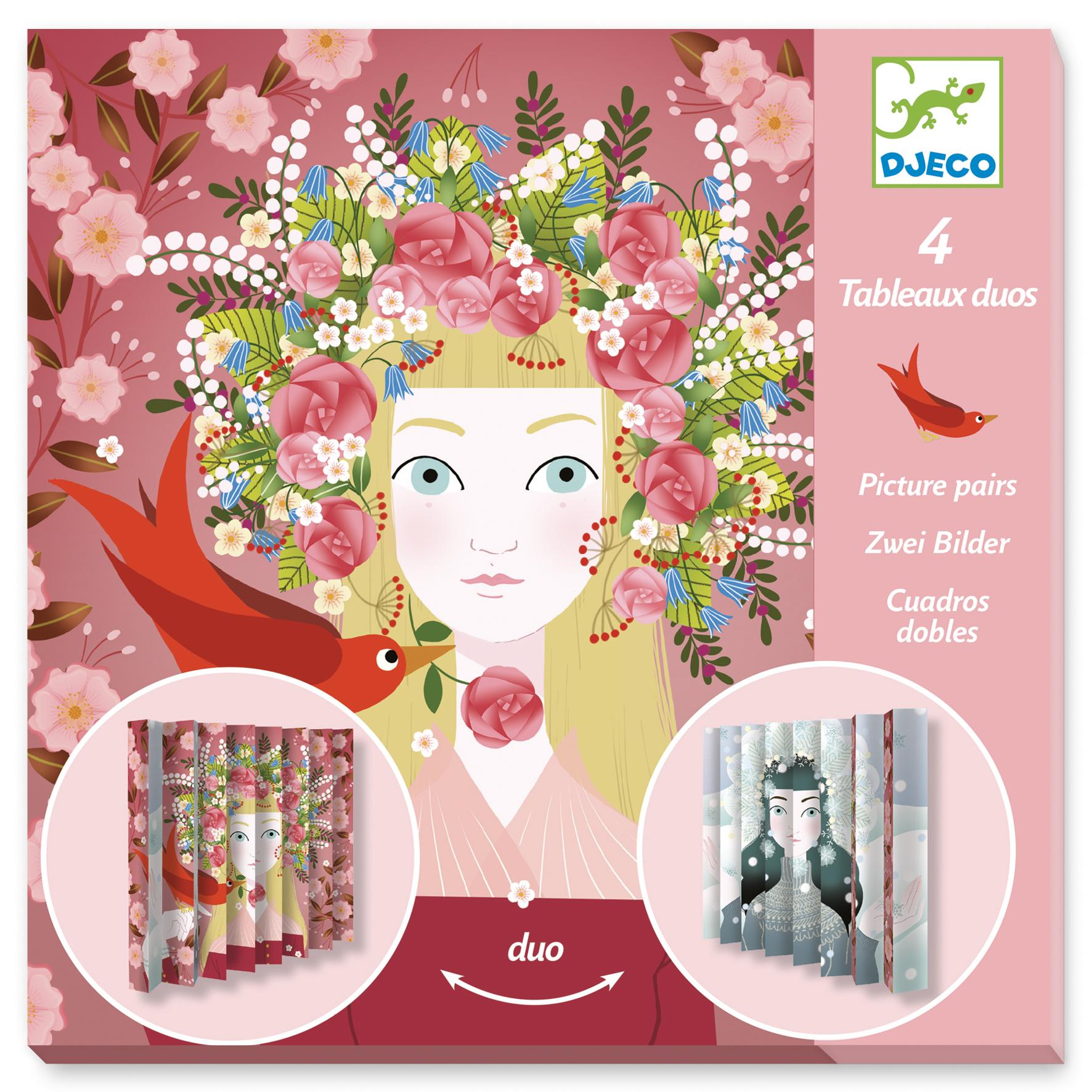 Coffret pliage : Lovely queens