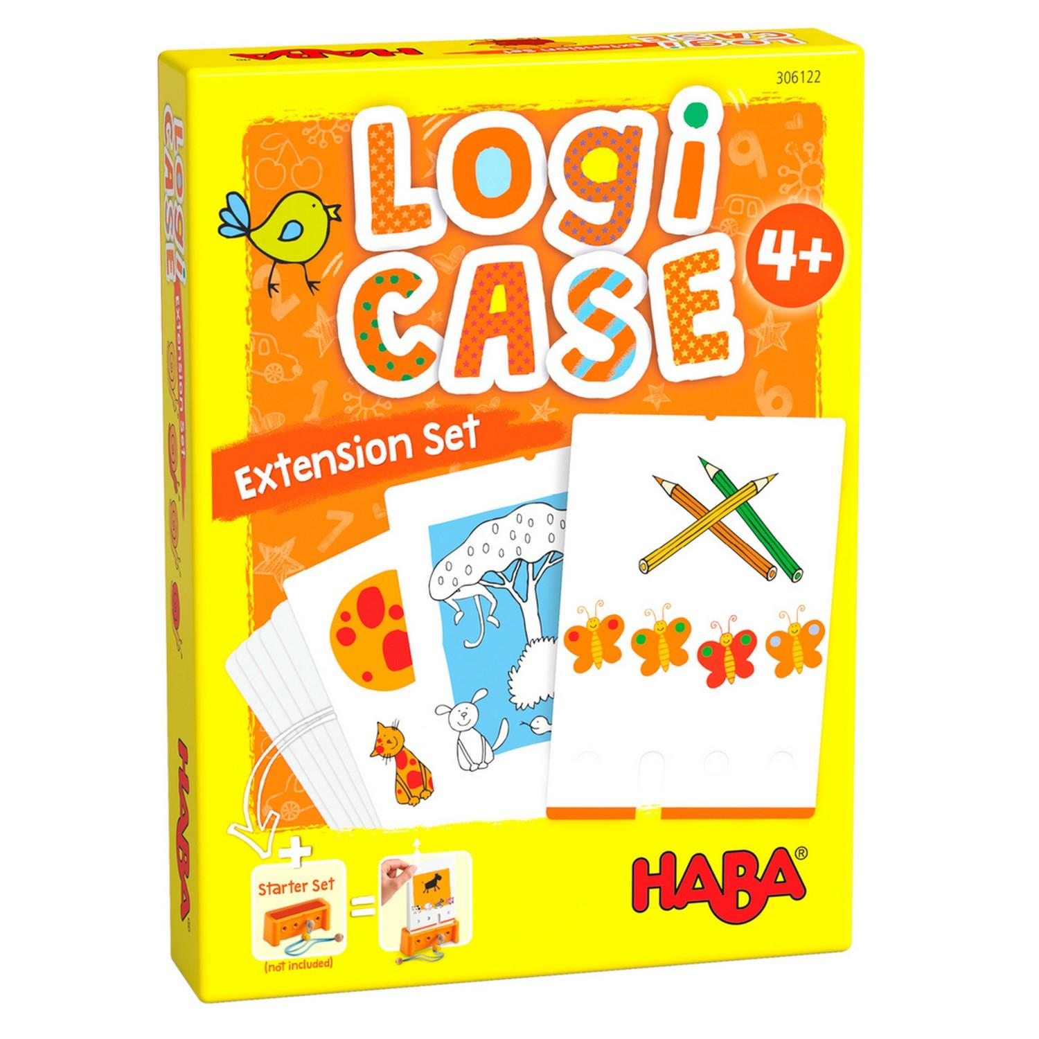 LogiCASE : Extension Animaux
