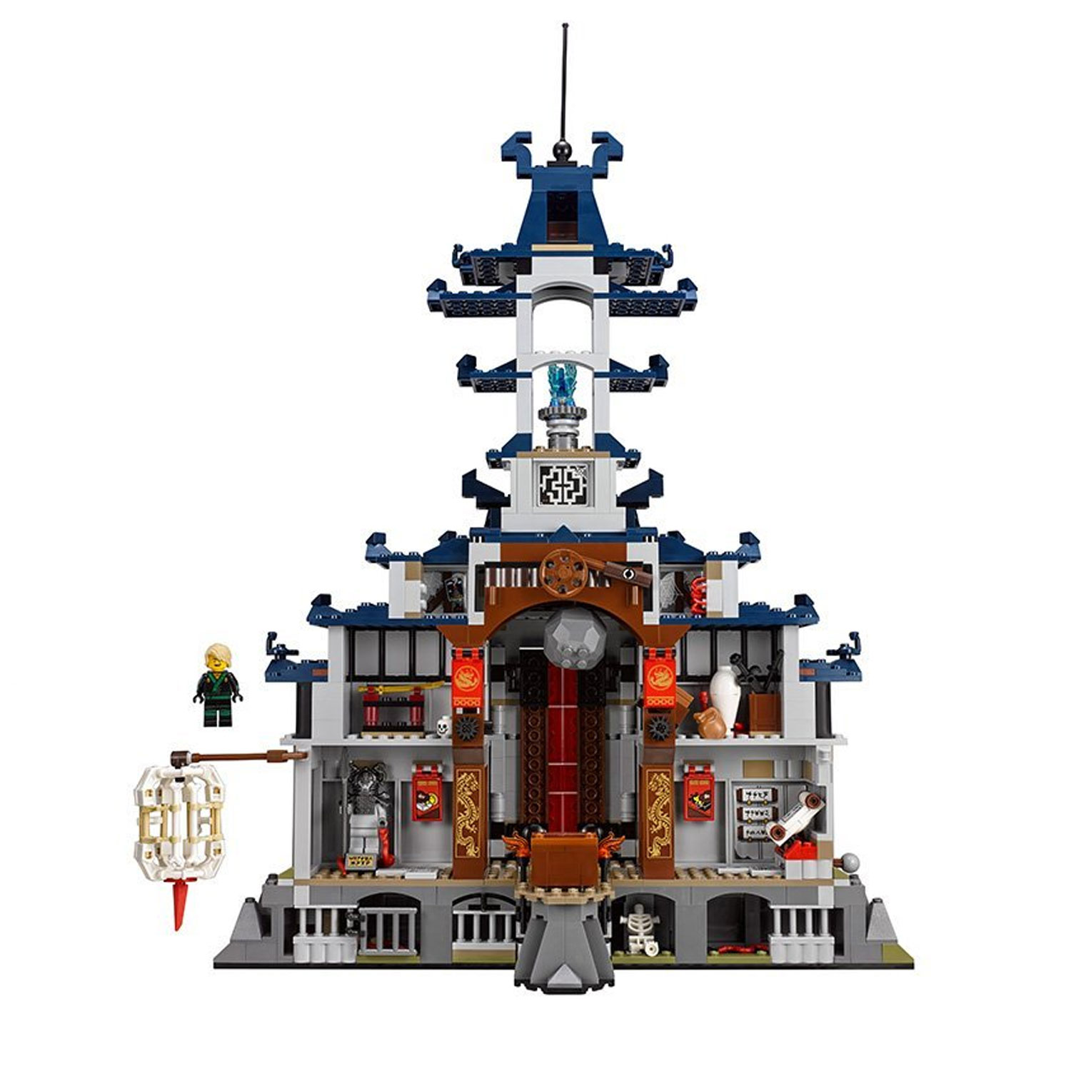Lego® 70617 70617 Lego® Lego® Ninjago The Ninjago 70617 The Movie Movie JlKcT13F