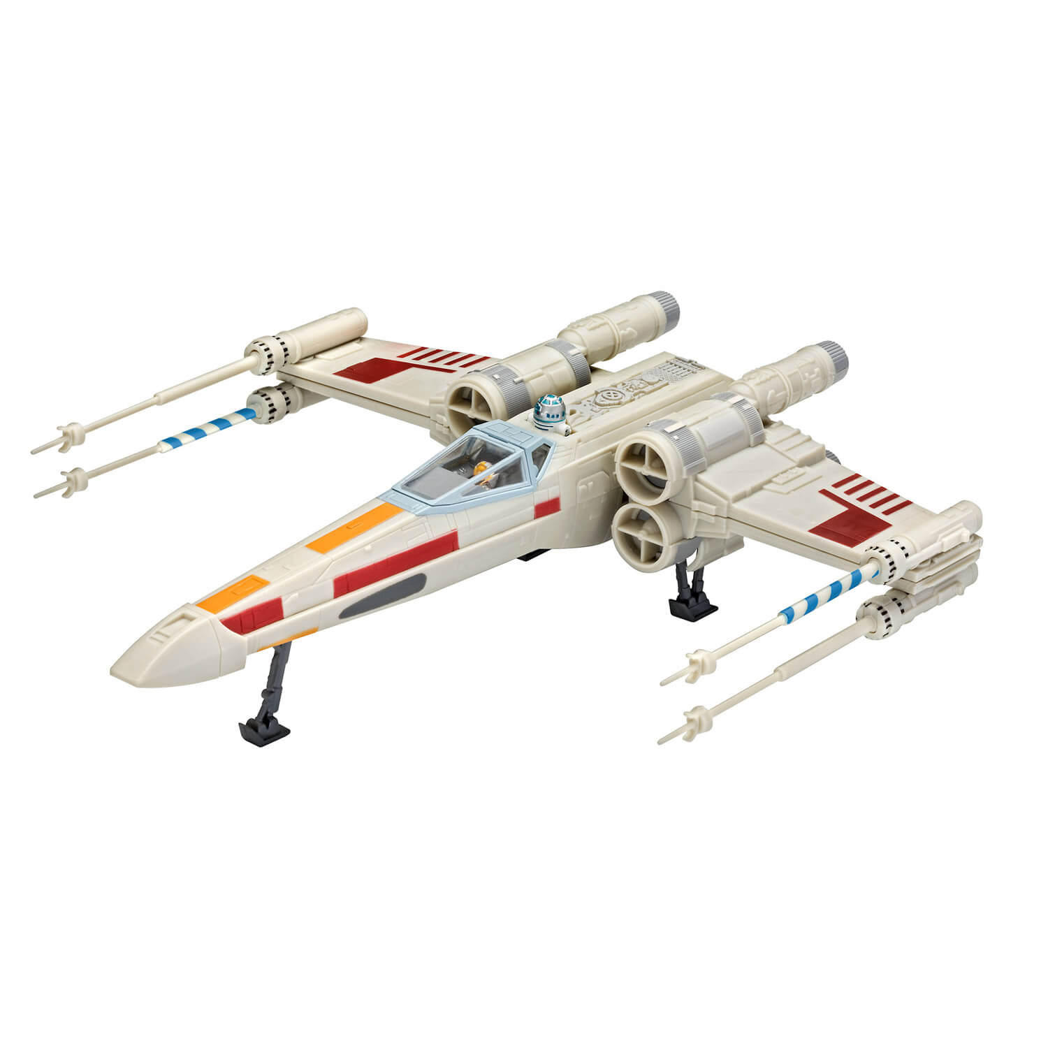 Maquette Star Wars : Model set : X-wing Fighter