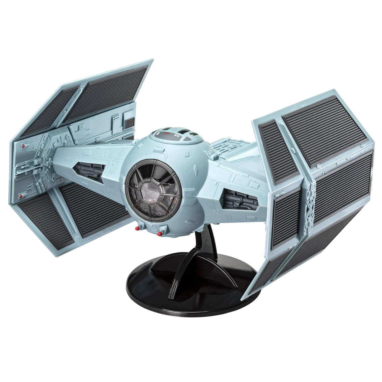 Maquette Star Wars : Model set : Tie Fighter de Dark Vador