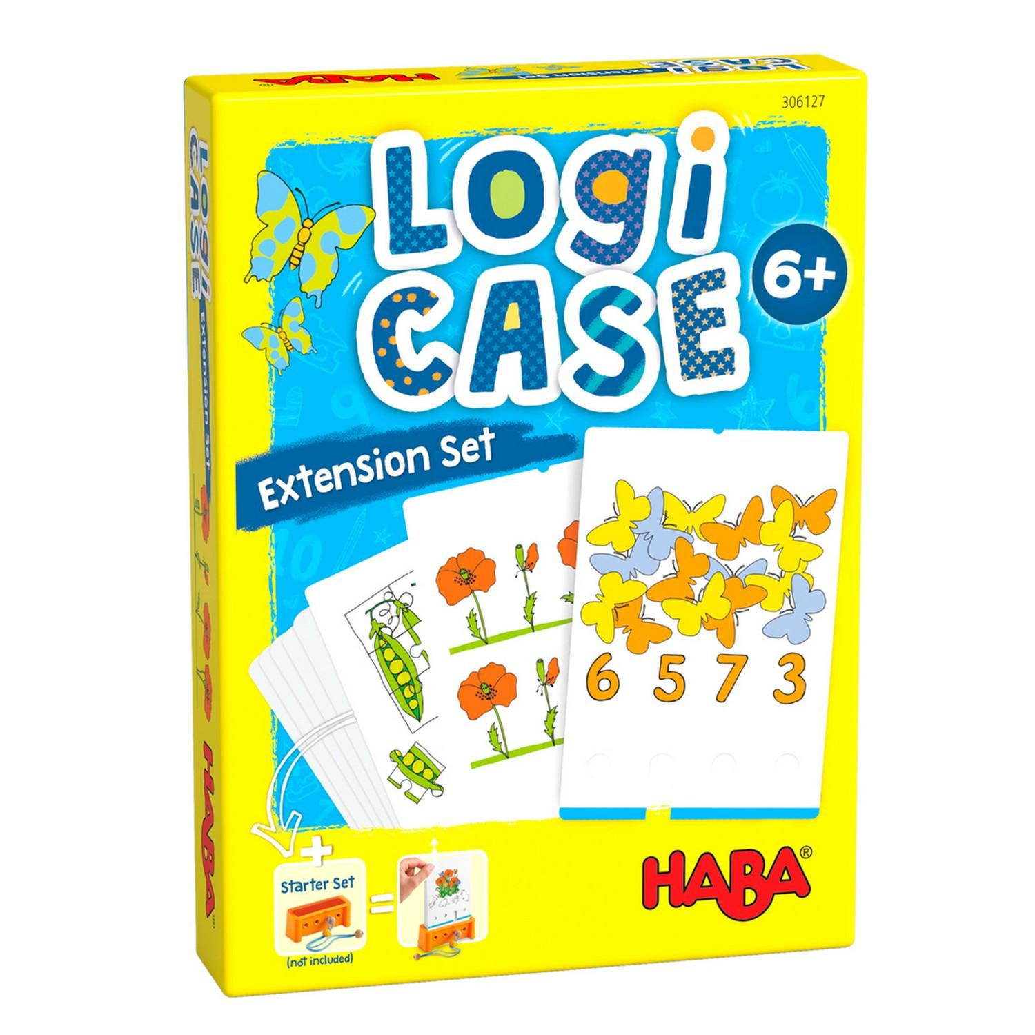 LogiCASE : Extension Nature