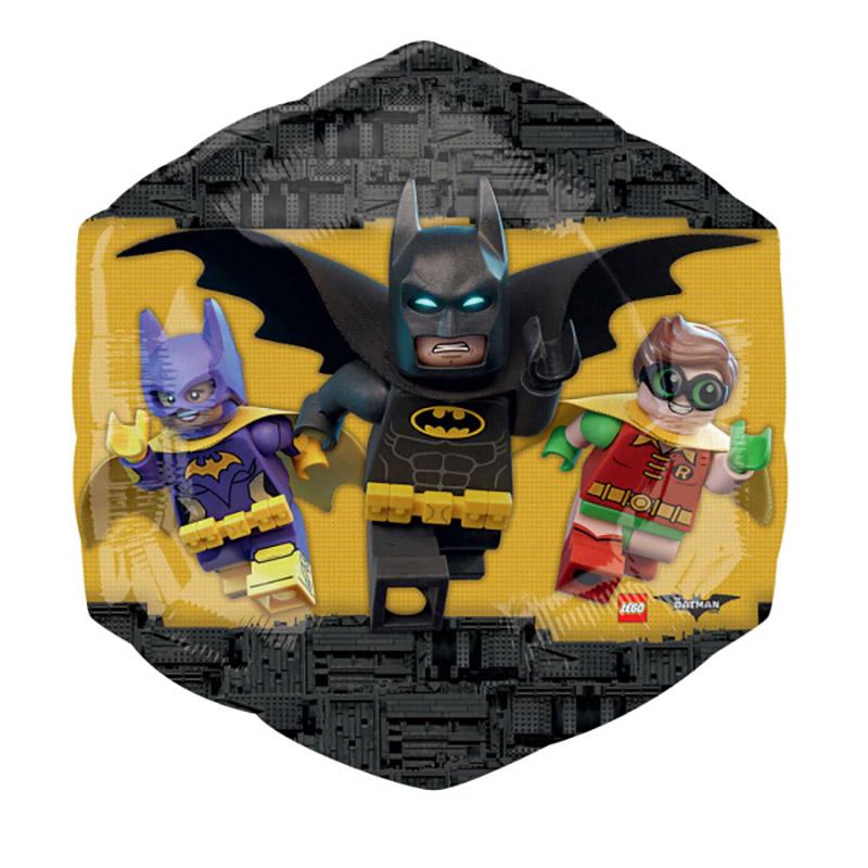 Ballon Mylar : Lego Batman