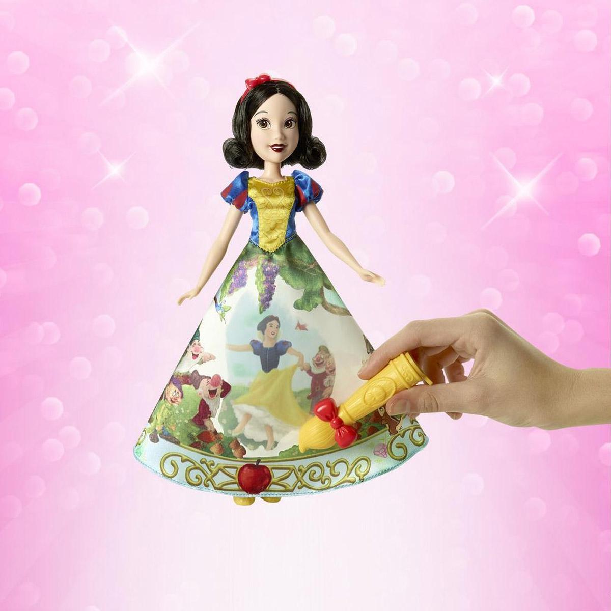 Magique Neige Poupée PrincessesBlanche Disney Robe hQtdBsxorC