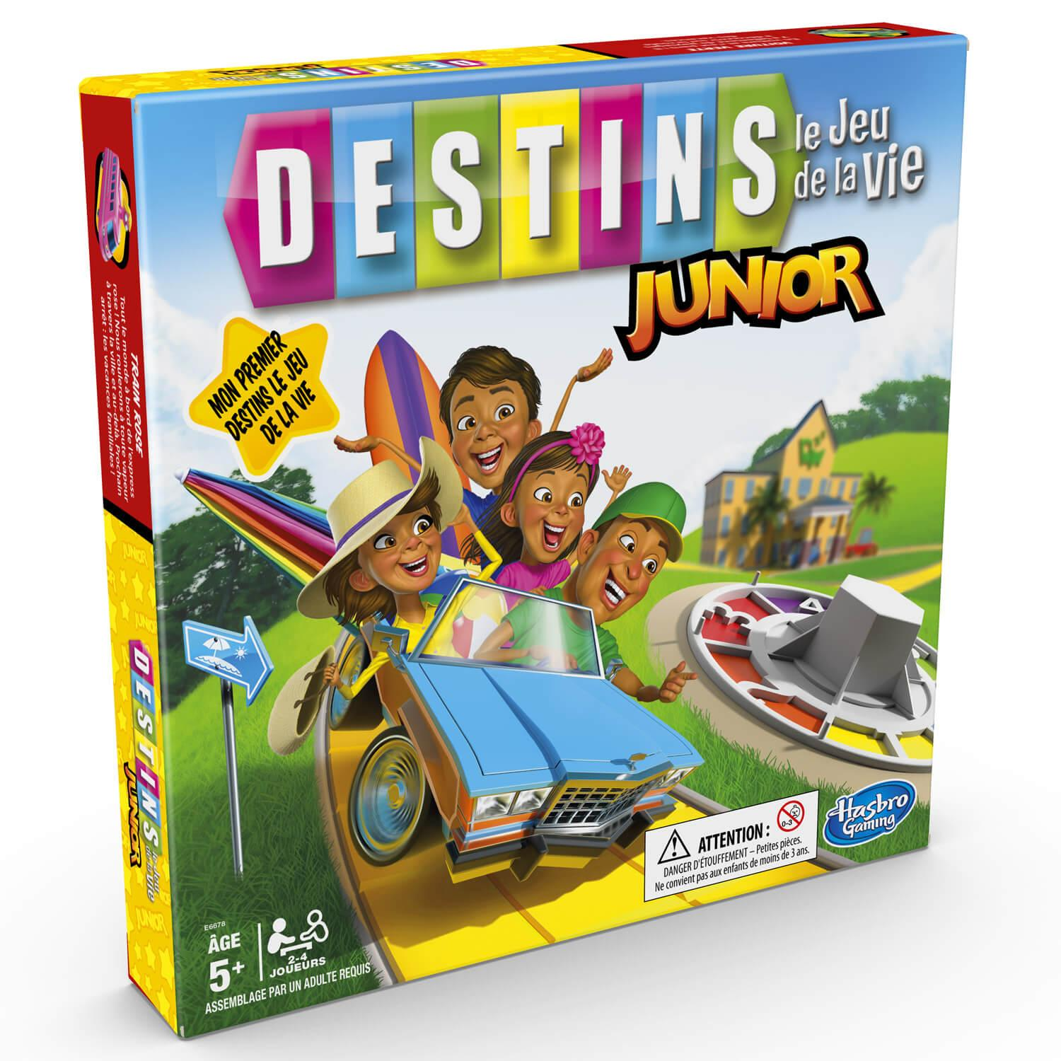 Destins Le jeu de la vie : Junior