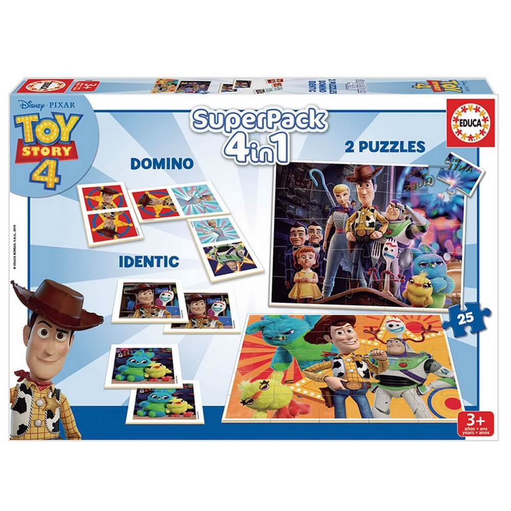 Super Pack Toys Story 4