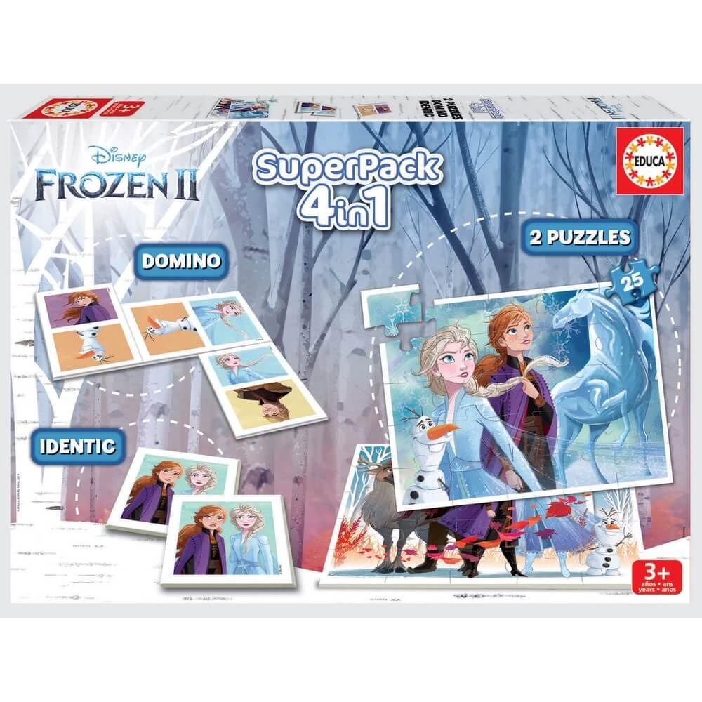 Super Pack La Reine Des Neiges 2