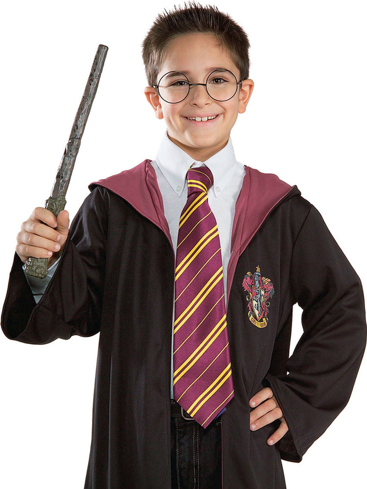 Cravate Harry Potter?