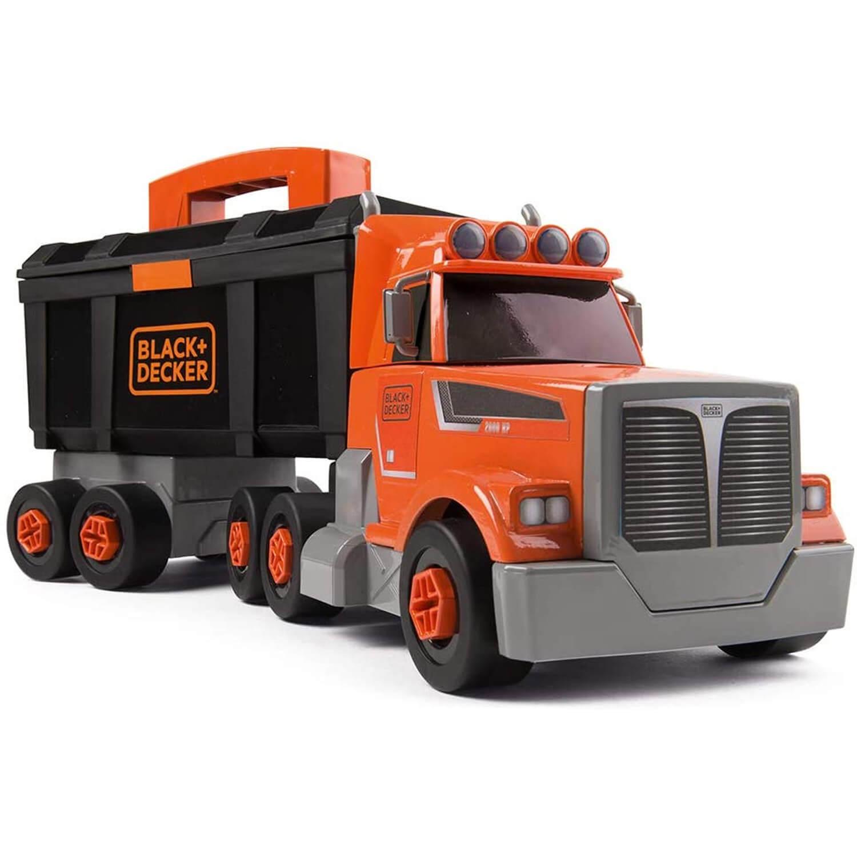 Camion de bricolage Black et Decker