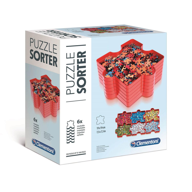 Puzzle Sorter : Trieur de puzzle jusqu'à 1000 pièces