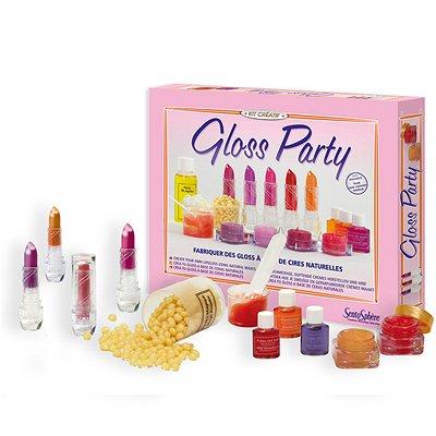 Kit créatif Gloss Party