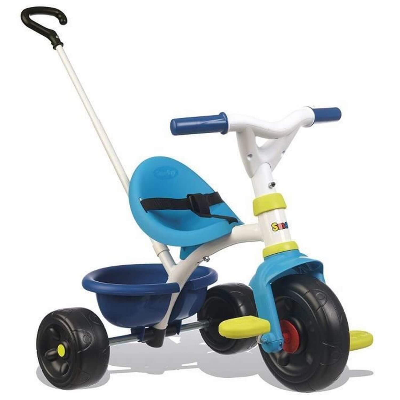 Tricycle évolutif be fun bleu