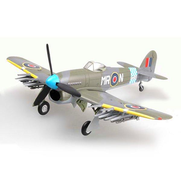 Modèle réduit : Typhoon Mk.IB : SW409 Squadron 245 Schleswing 1945