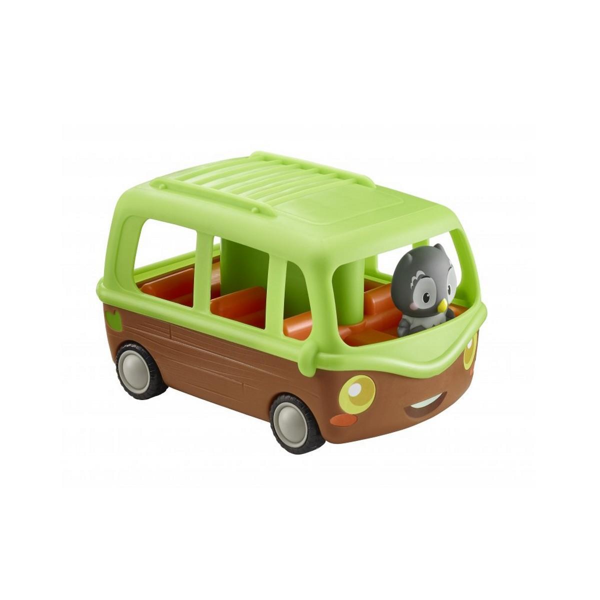 Le bus aventure Klorofil + 1 personnage