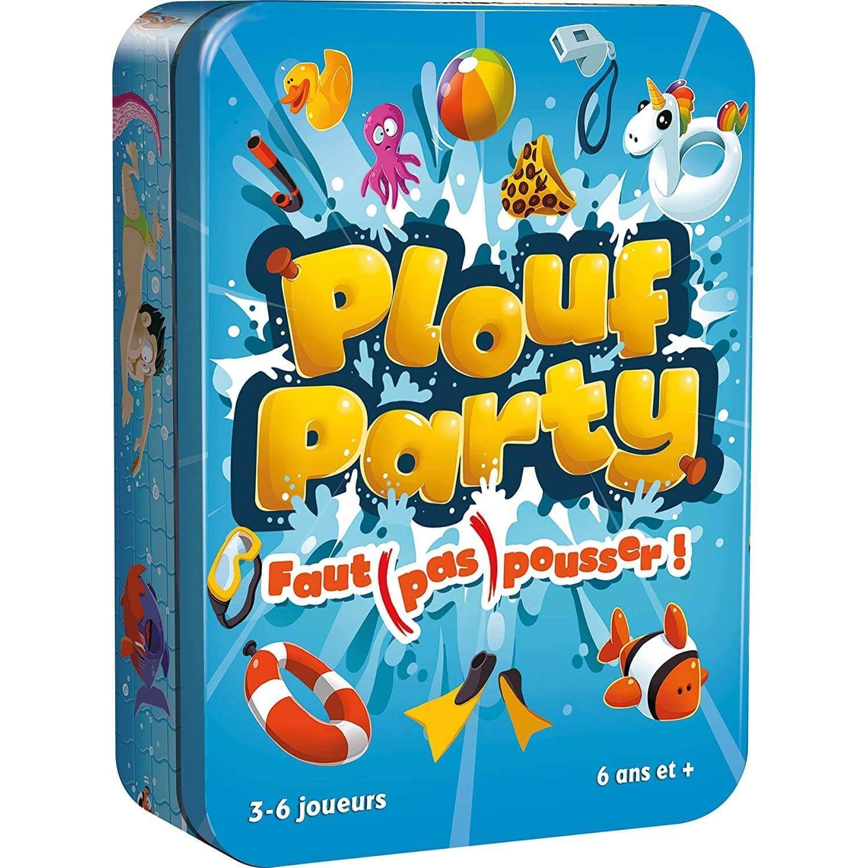 Jeu de société : Plouf Party