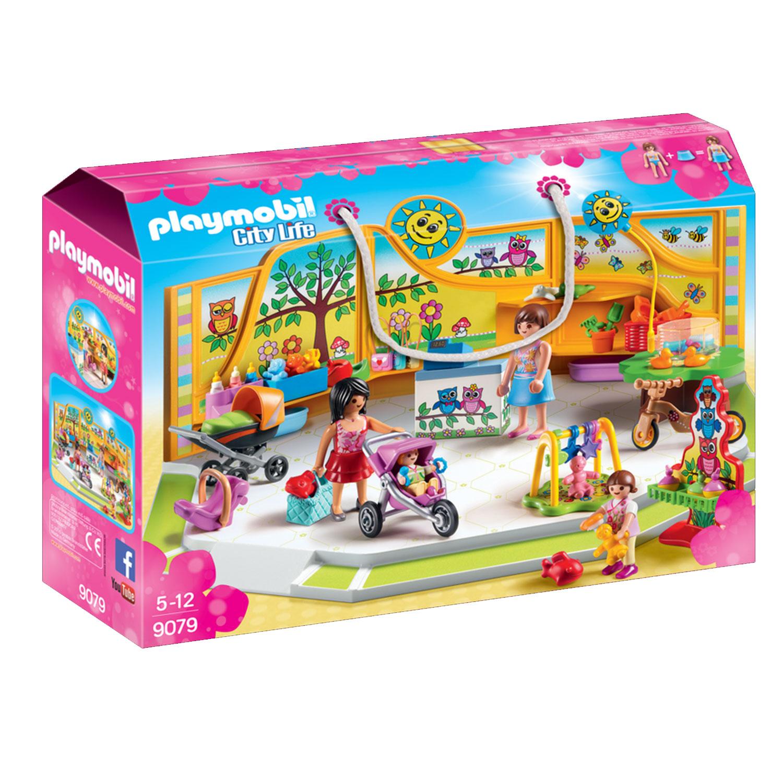 Playmobil 9079 City Life : Magasin pour bébés