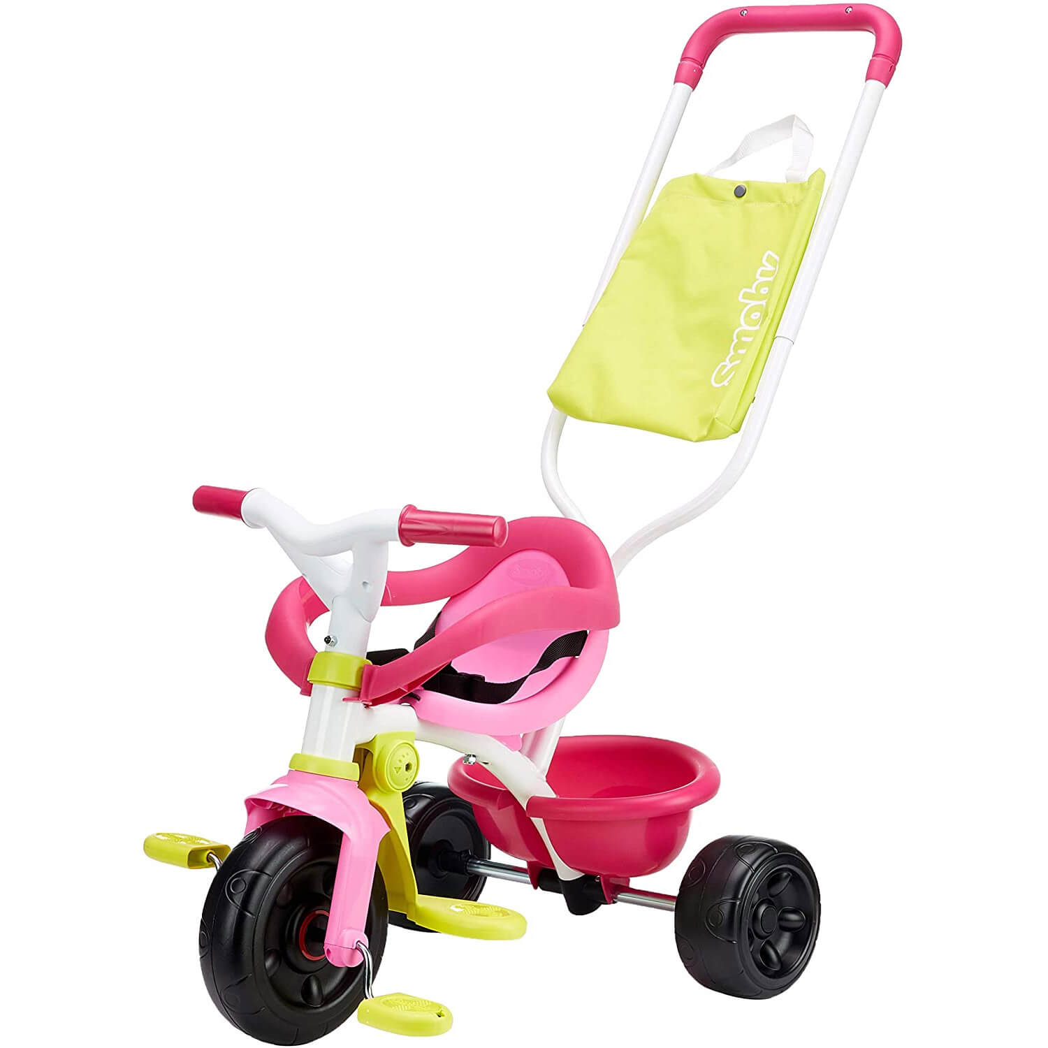 Tricycle Be Fun Confort : Rose