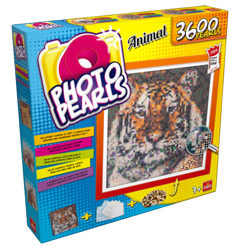 Kit Photo Pearls : Tigre
