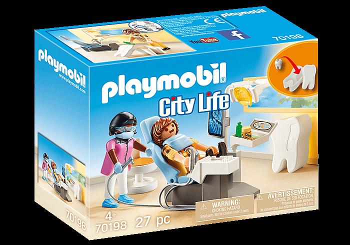 Playmobil 70198 City Life : Dentiste