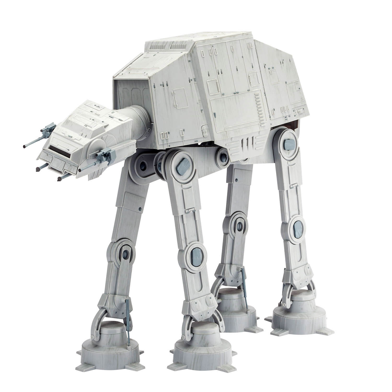 Maquette Star Wars : Coffret 40ème Anniversaire L'Empire contre-attaque : AT-AT