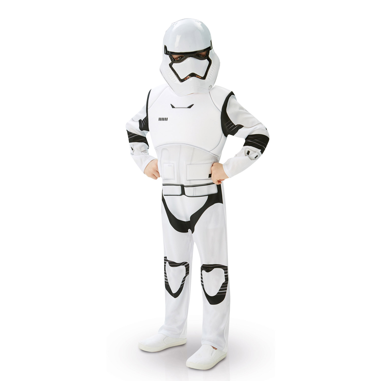 Déguisement enfant Stormtrooper : Star Wars VII 5/6 ans