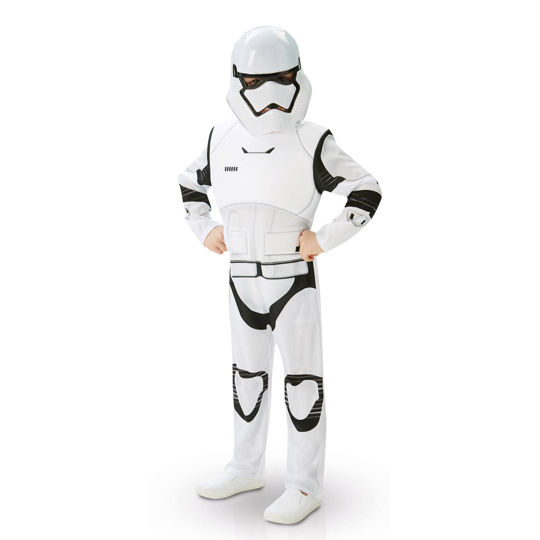 Déguisement enfant Stormtrooper : Star Wars VII 7/8 ans