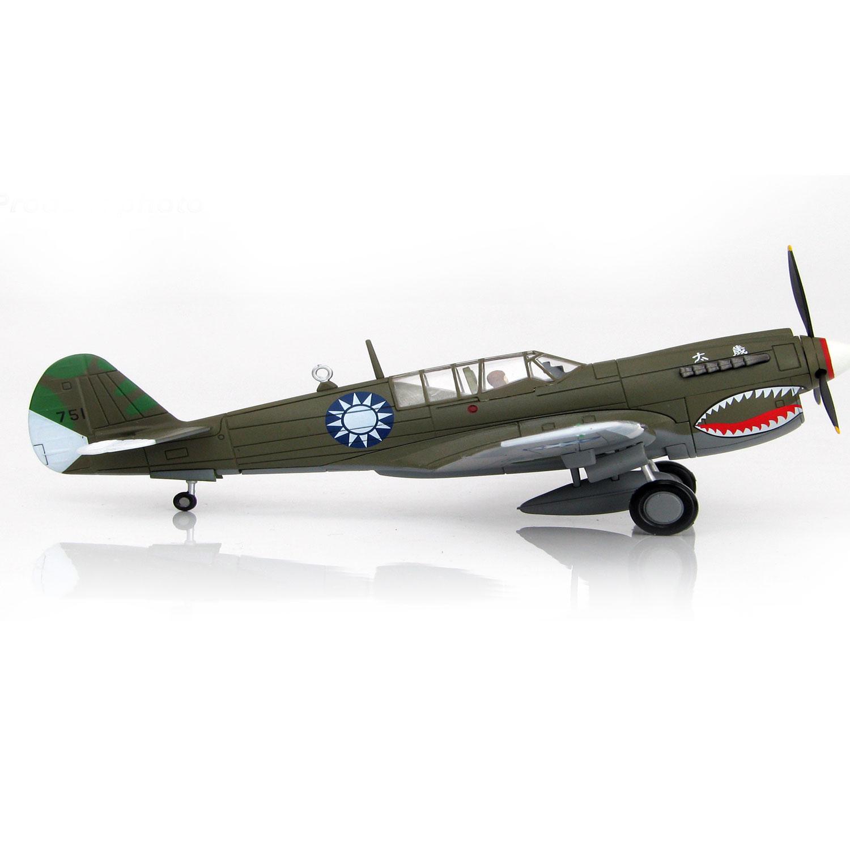Modèle réduit avion : Curtiss P-40N Warhawk