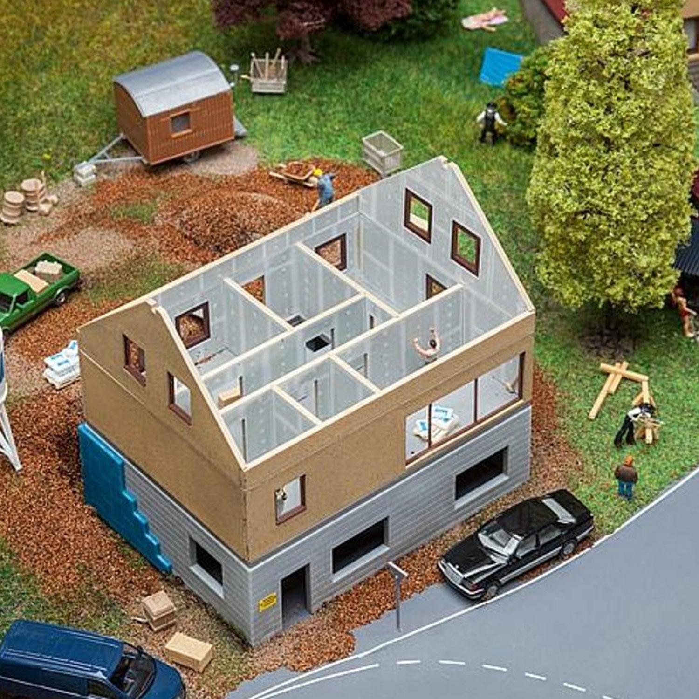 Modélisme Ho Maison En Construction