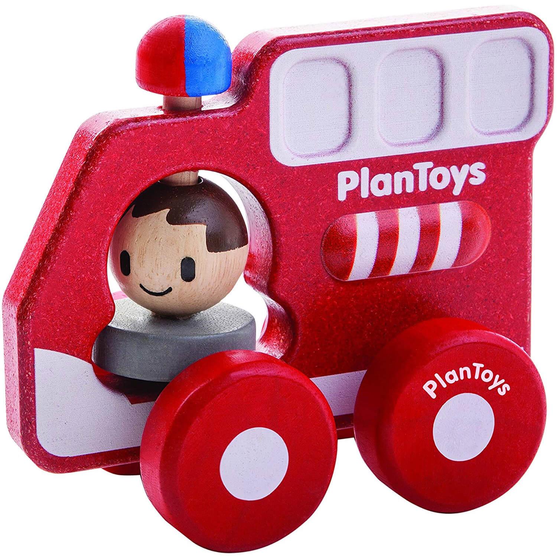 Mon premier camion de pompiers