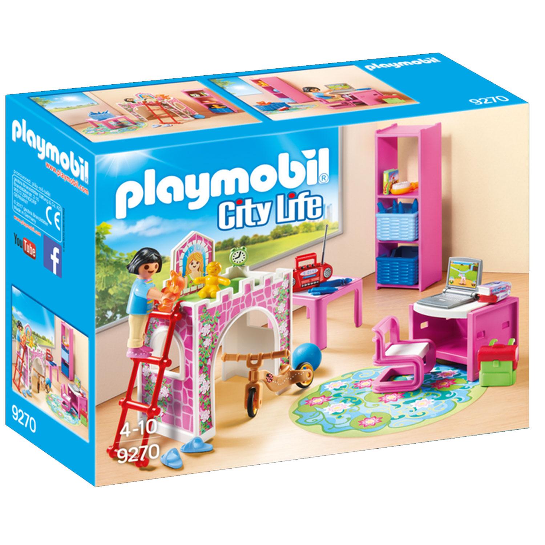 Playmobil 9270 City Life : Chambre d'enfant