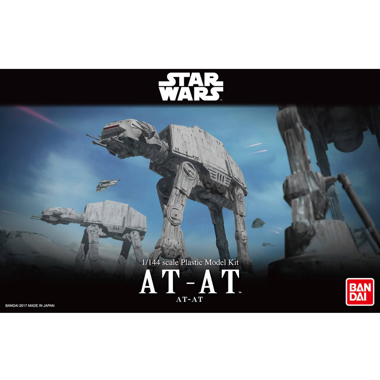 Maquette Star Wars : AT-AT