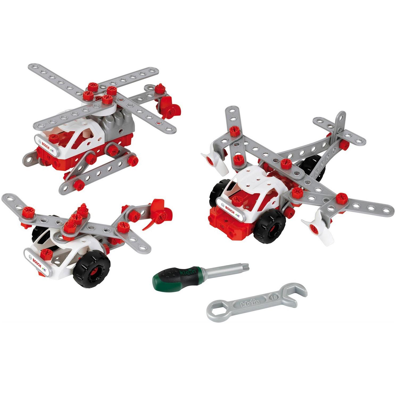Set de construction 3 en 1 : Hélicoptères