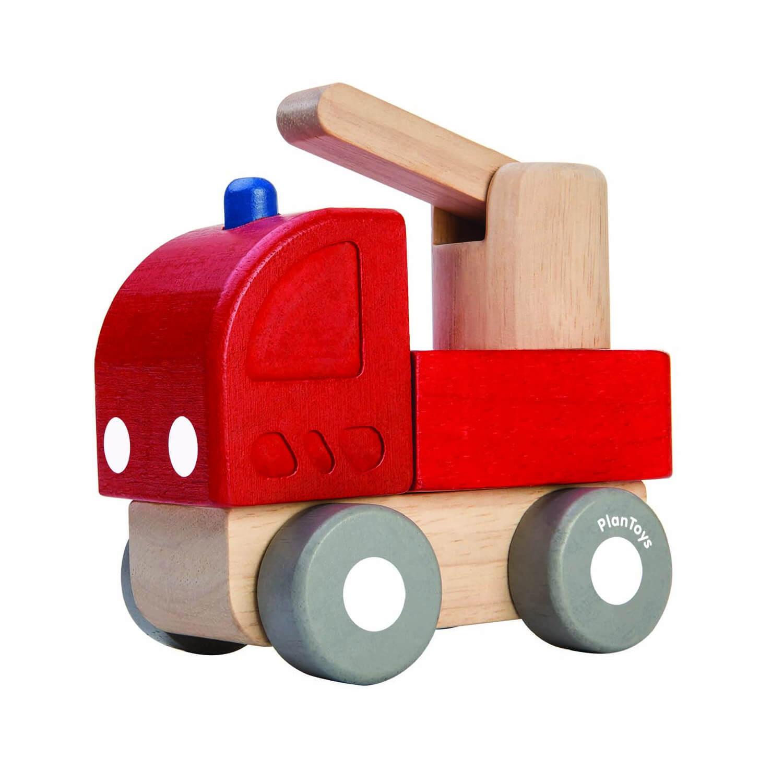 Mini camion de pompier