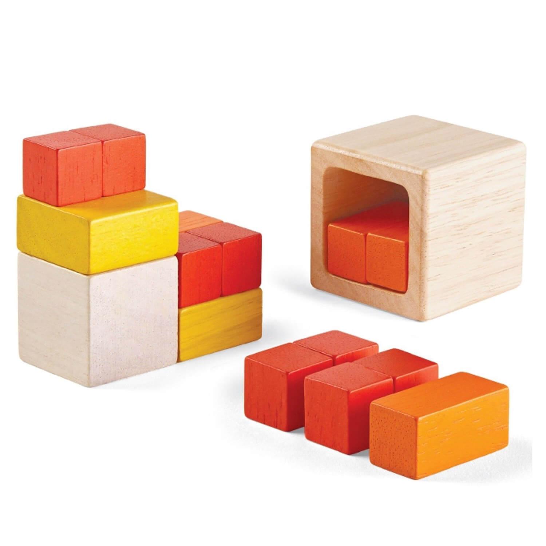Cubes fraction