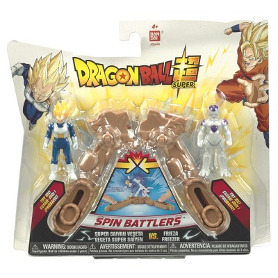 Figurine Dragon Ball Set De Combat Mini Battle 35942 Bandai