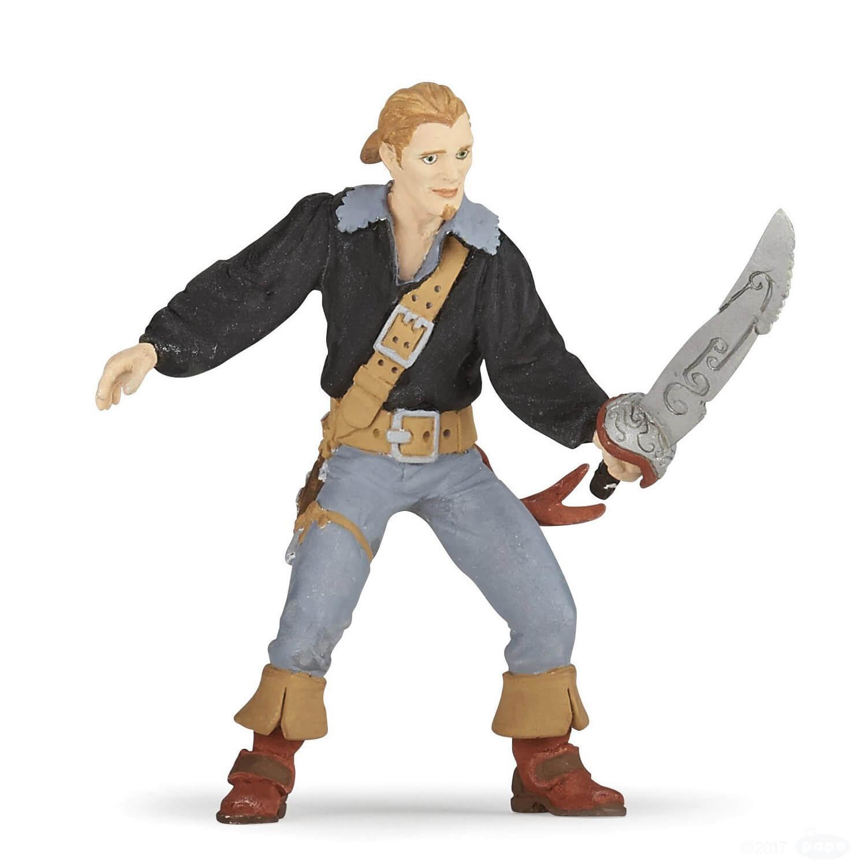 Figurine de pirate héros