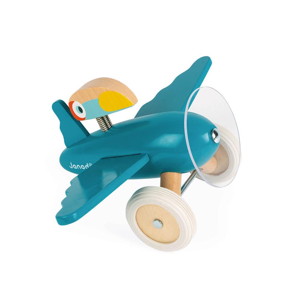 Avion en bois Diego