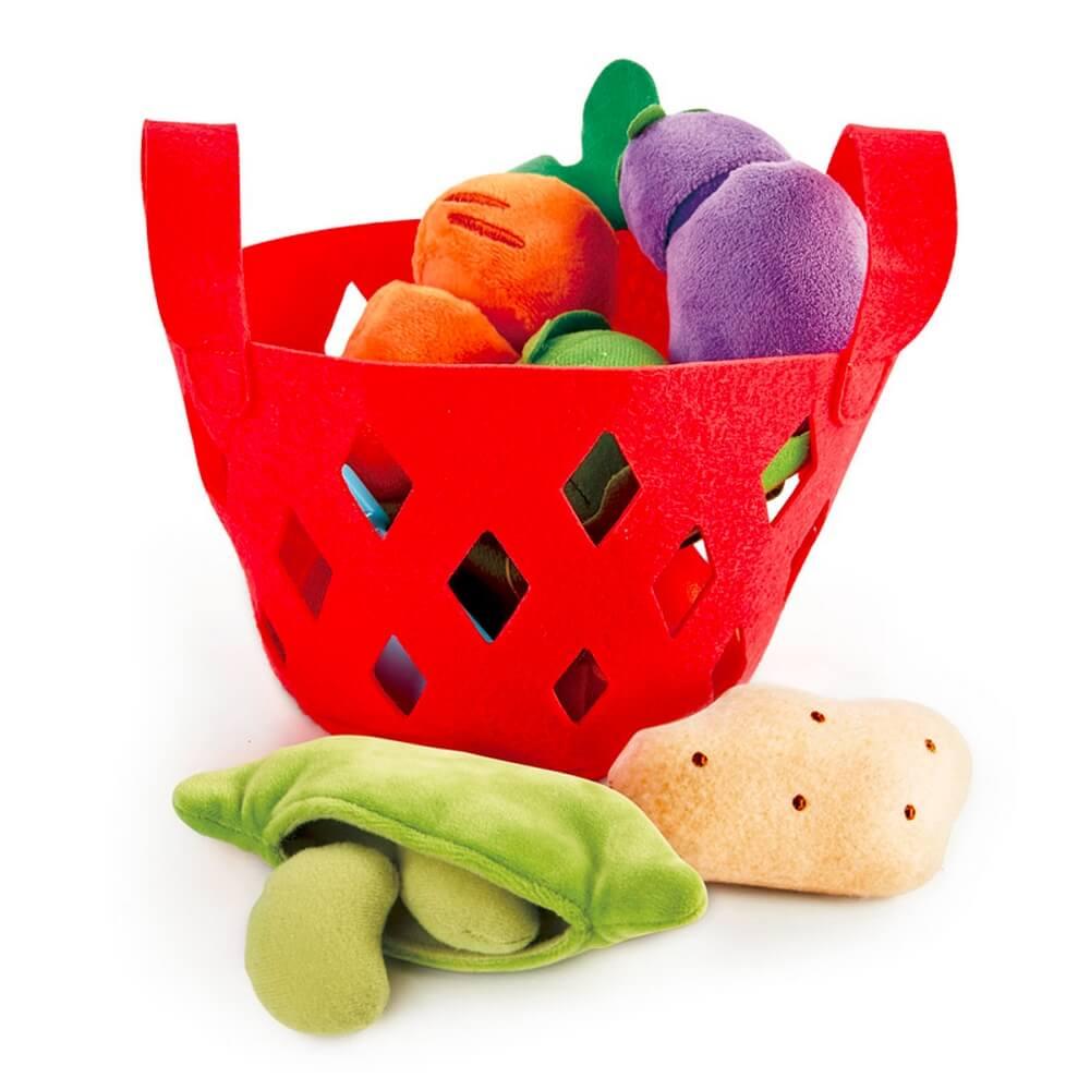 Panier de légumes pour enfant
