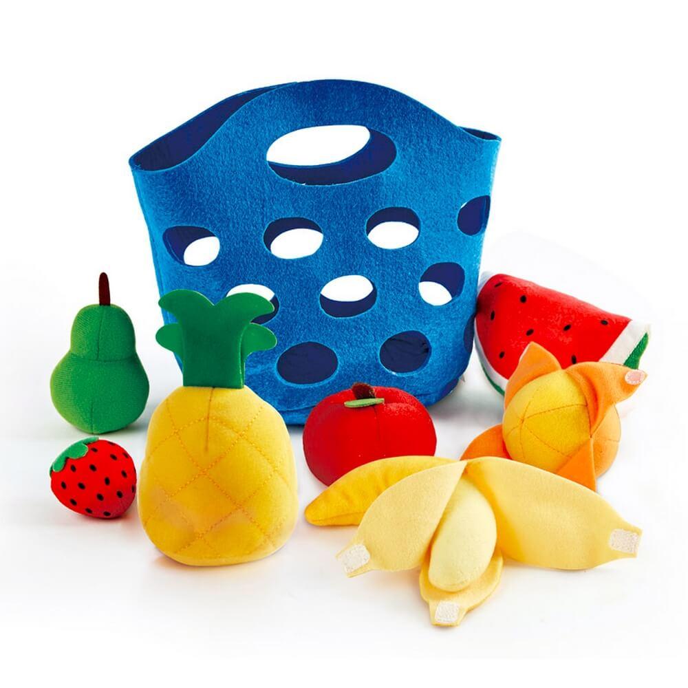 Panier de fruits pour enfants