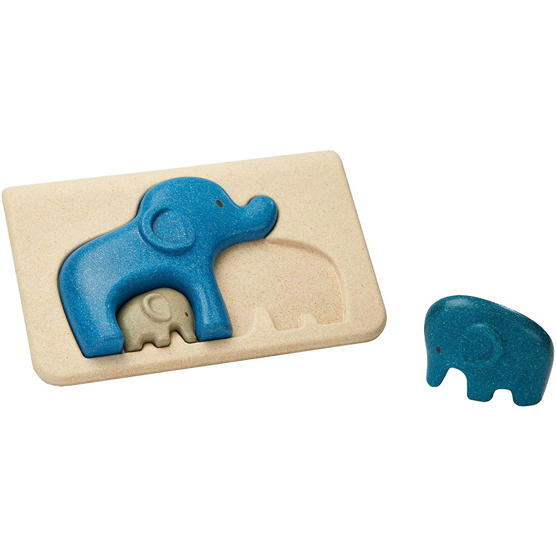 Mon premier puzzle éléphant