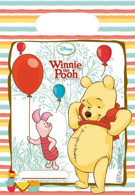 Sachet à bonbons Winnie L'Ourson? - Disney?